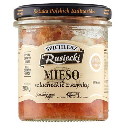 Spichlerz Rusiecki Mięso szlacheckie z szynką 280 g