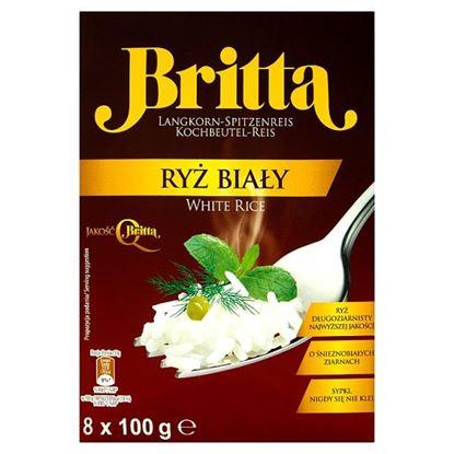 Britta Ryż biały 800 g (8 sztuk)