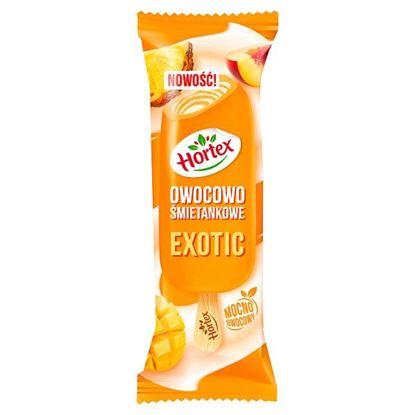 Hortex Lody owocowo śmietankowe exotic 110 ml