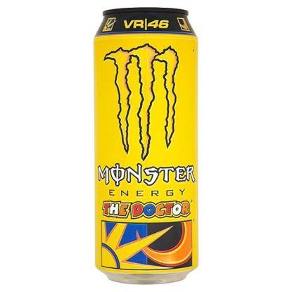 Monster Energy The Doctor Gazowany napój energetyzujący 500 ml