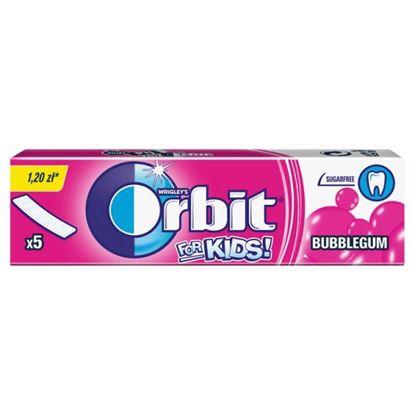 Orbit For Kids Classic Guma do żucia bez cukru 13 g (5 listków)