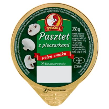 Obrazek Profi Pasztet z pieczarkami 250 g