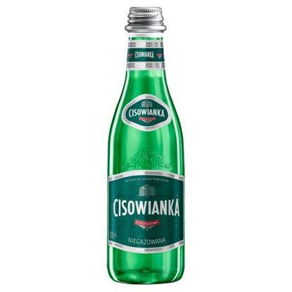 Cisowianka Naturalna woda mineralna niegazowana niskosodowa 300 ml