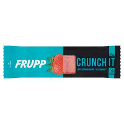 Obrazek Frupp Liofilizowany baton truskawkowy 10 g