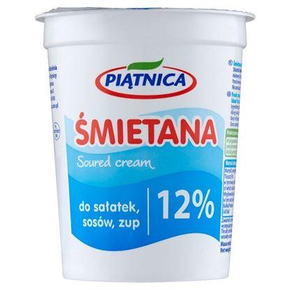 Piątnica Śmietana 12% 400 g
