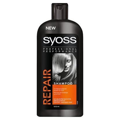 Syoss Repair Szampon 500 ml