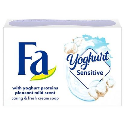 Fa Yoghurt Sensitive Mydło w kostce 90 g