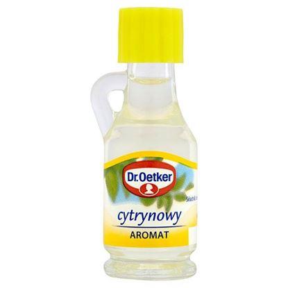 Dr. Oetker Aromat cytrynowy 9 ml