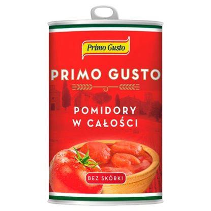 Primo Gusto Pomidory w całości bez skórki 400 g
