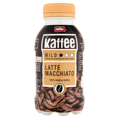 Obrazek Müller Kawa Latte Napój mleczny 250 ml