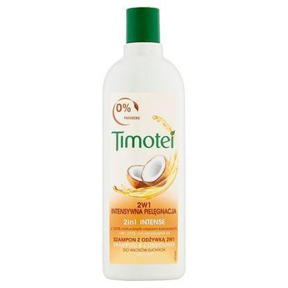 Timotei 2w1 Intensywna Pielęgnacja Szampon z odżywką 400 ml