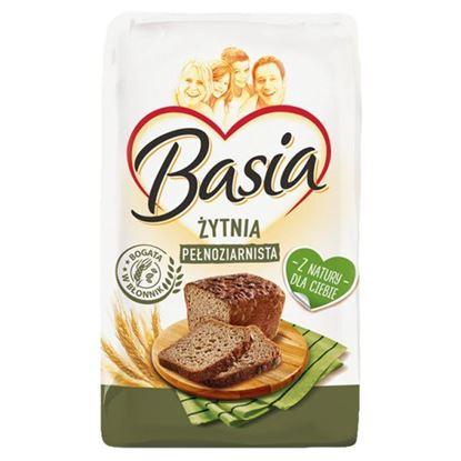 Basia Mąka żytnia pełnoziarnista typ 2000 900 g
