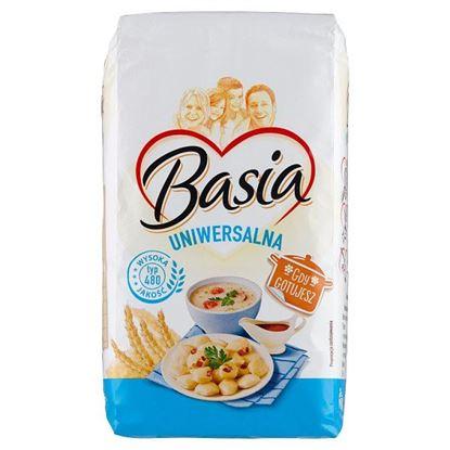Basia Mąka uniwersalna pszenna typ 480 1 kg