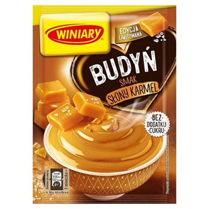 Winiary Budyń smak słony karmel 35 g