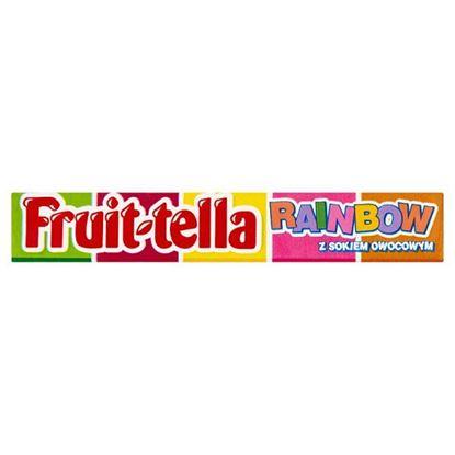 Fruittella Rainbow Cukierki do żucia 41 g