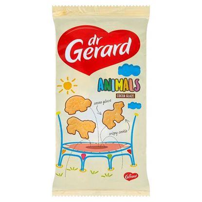 dr Gerard Animals Herbatniki z polewą kakaową 300 g