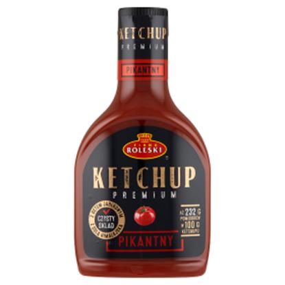 Obrazek Firma Roleski Ketchup Premium pikantny 465 g