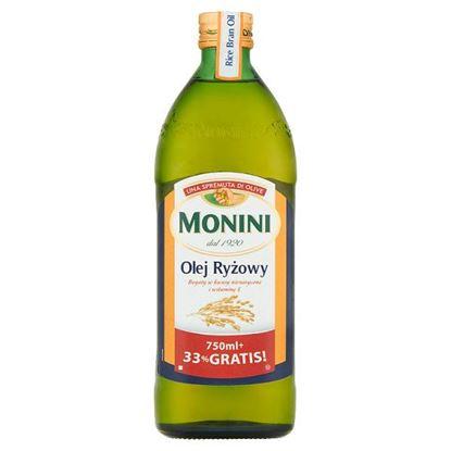 Monini Olej ryżowy 1000 ml