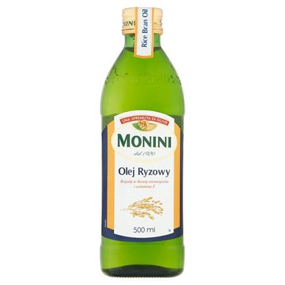 Monini Olej ryżowy 500 ml