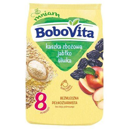 BoboVita Kaszka zbożowa jabłko śliwka po 8. miesiącu 180 g