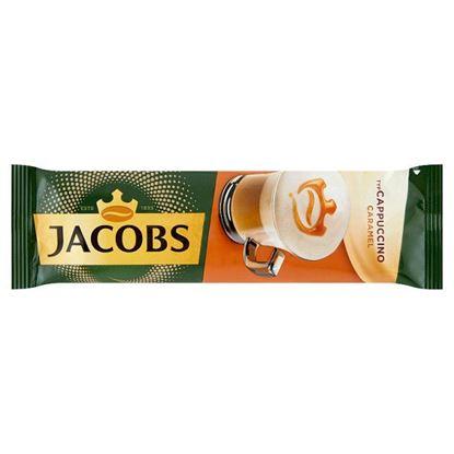 Jacobs Cappuccino Caramel Rozpuszczalny napój kawowy 15 g
