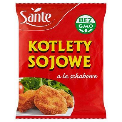 Sante Kotlety sojowe a la schabowe 100 g