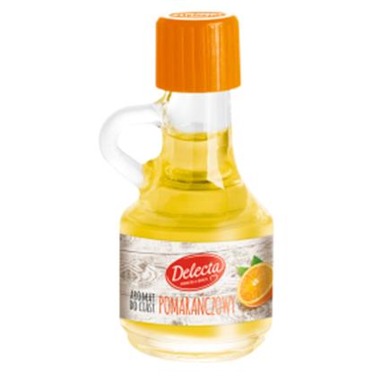 Obrazek Delecta Aromat do ciast pomarańczowy 9 ml