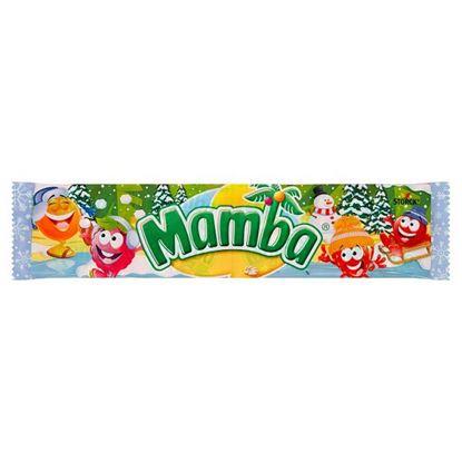 Mamba Gumy rozpuszczalne o smakach owocowych 212 g (8 x 26,5 g)