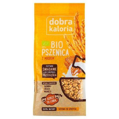 Dobra Kaloria Bio pszenica z miodem 140 g
