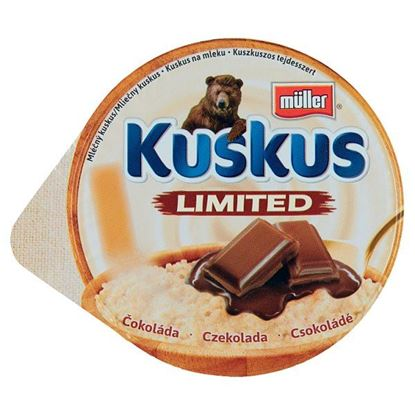 Müller Kuskus na mleku czekolada 160 g