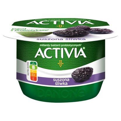 Danone Activia Jogurt suszona śliwka 120 g