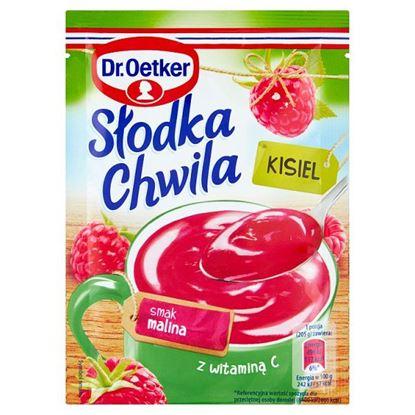 Dr. Oetker Słodka Chwila Kisiel smak malina 30 g
