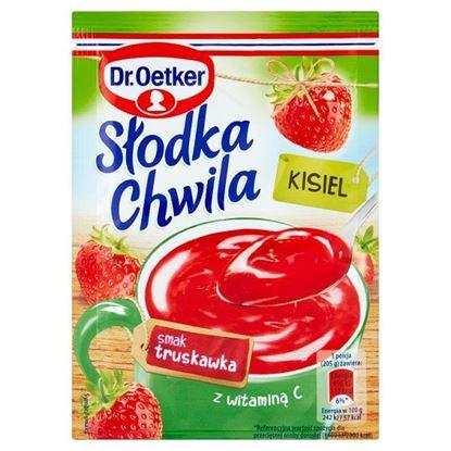 Dr. Oetker Słodka Chwila Kisiel smak truskawka 30 g