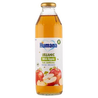 Humana Organic Sok jabłkowy po 4. miesiącu 750 ml