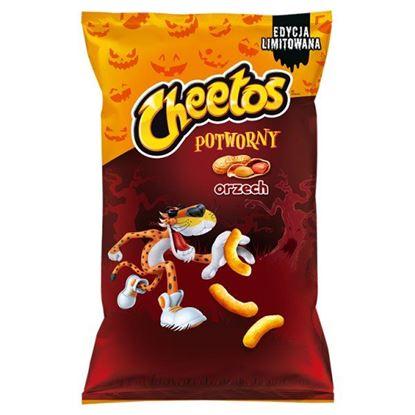 Cheetos Potworny Chrupki kukurydziane orzechowe 160 g