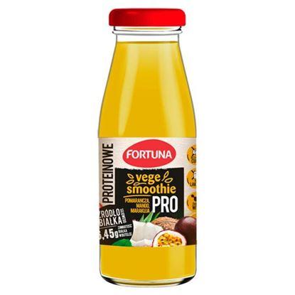 Fortuna Vege Smoothie proteinowe pomarańcza mango marakuja 215 ml