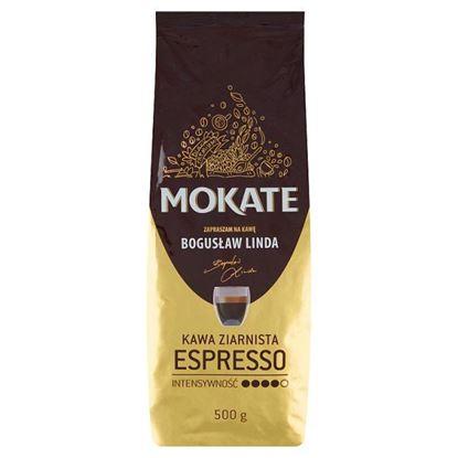 Mokate Espresso Kawa ziarnista 500 g