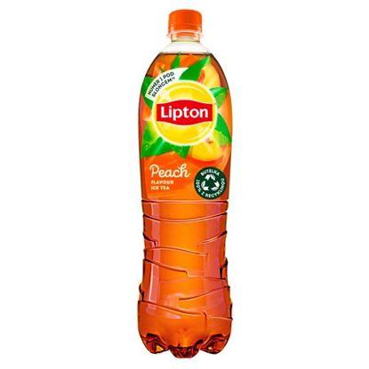 Lipton Ice Tea Peach Napój niegazowany 1,5 l