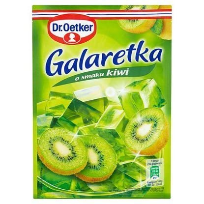 Dr. Oetker Galaretka o smaku kiwi 77 g