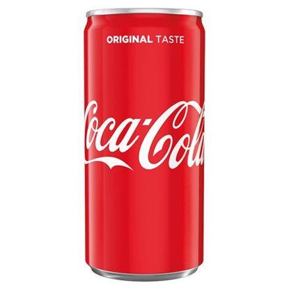 Coca-Cola Napój gazowany 200 ml