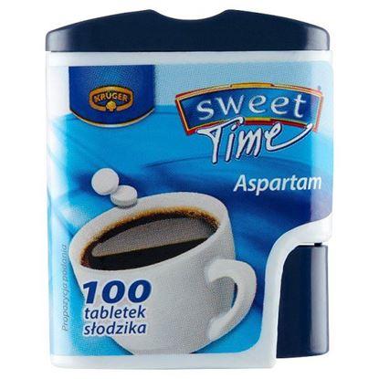 Krüger Sweet Time Słodzik stołowy w tabletkach 4,5 g (100 sztuk)