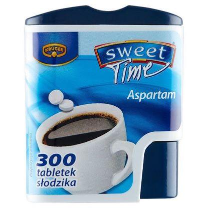 Krüger Sweet Time Słodzik stołowy w tabletkach 13,5 g (300 sztuk)