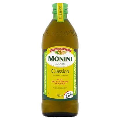 Monini Classico Oliwa z oliwek najwyższej jakości z pierwszego tłoczenia 750 ml