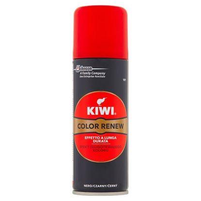Kiwi Color Renew Renowator do zamszu i nubuku czarny 200 ml