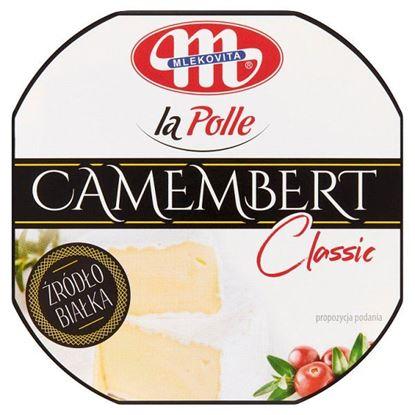 Mlekovita La Polle Classic Ser pleśniowy camembert 120 g