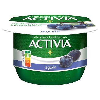 Danone Activia Jogurt jagoda 120 g