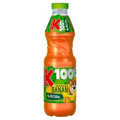 Kubuś 100% Sok jabłko marchew banan 850 ml
