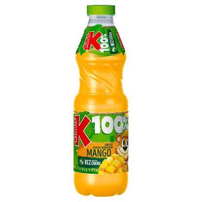 Kubuś 100% Sok jabłko banan marchew mango 850 ml
