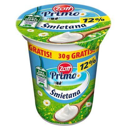 Zott Primo Śmietana 12% 360 g