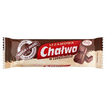 Unitop Chałwa sezamowa w czekoladzie 50 g